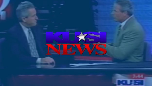 Private Investigator Thomas Martin on KUSI News San Diego, discussing how and when to do your own investigation