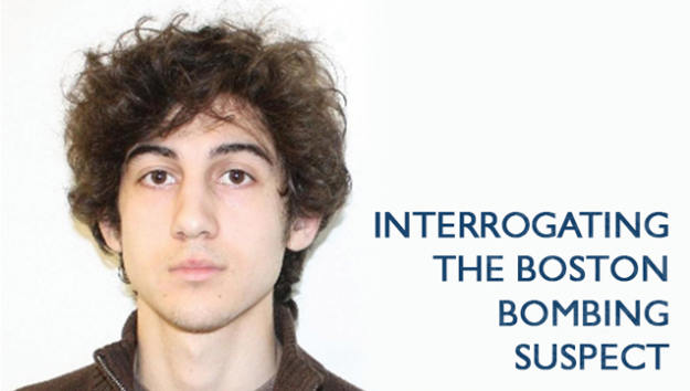 Interviewing and interrogating the Boston bombing suspect