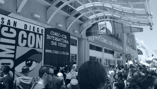 Comic-Con International San Diego & cheating stormtroopers