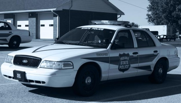 Indiana police. Image: Sarah Ewart, Creative Commons Attribution 3.0 Unported license.