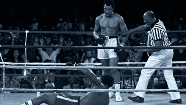 Muhammad Ali, the Rope-A-Dope & fighting back in life
