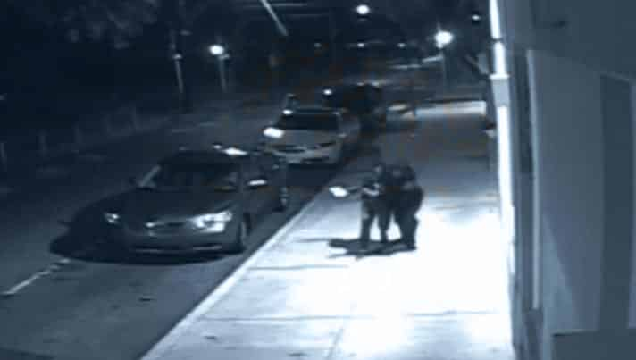 Kidnapping caught on video. Photo: Philadelphia Police Department