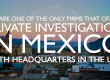 We Martin Investigative Services is one of the only firms that offers private investigation in Mexico, with headquarters in the USA. Martin Investigative Services. (800) 577-1080