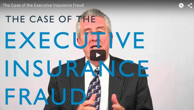 The Case of the Executive Insurance Fraud. Video. Martin Investigative Services.