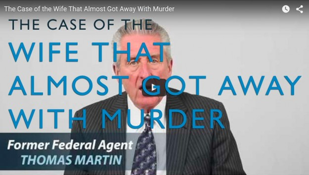 The Case of the Wife That Almost Got Away With Murder. Video. Martin Investigative Services. (800) 577-1080