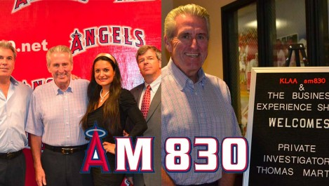 Former Federal agent Thomas Martin, owner of Martin Investigative Services, discusses the cloak & dagger business side of running a private investigation outfit on AM 830.