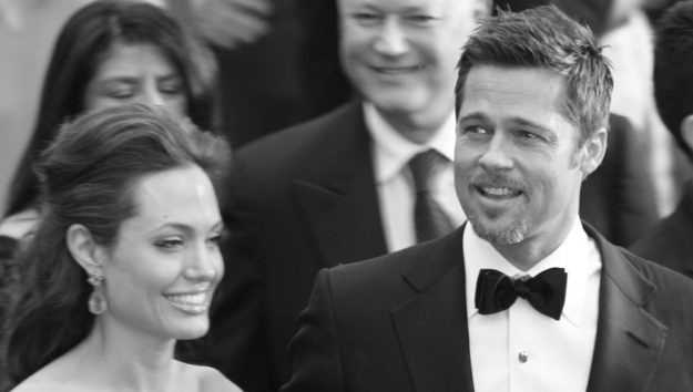Is marital surveillance obsolete? Not in big-bucks divorce. Actors Angelina Jolie and Brad Pitt at the 81st Academy Awards. This file is licensed under the Creative Commons Attribution 3.0 Unported license. Attribution: Chrisa Hickey