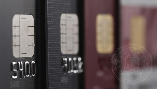 Credit cards. Image featured in this article about the Equifax data breach: What you should do now