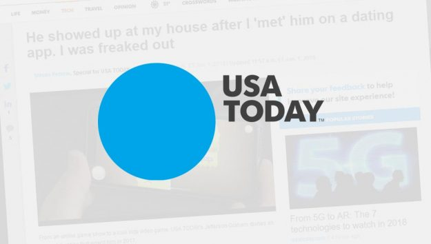 Martin Investigative Services featured in a USA Today article about privacy and online dating