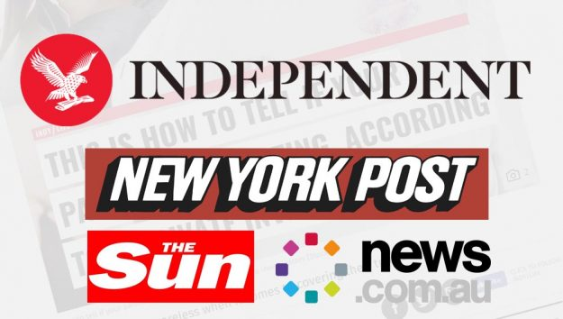 Martin Investigative Services featured in The Independent, The Sun, The New York Post & News.com.au