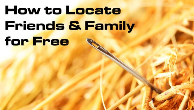 How to Locate Friends & Family for Free