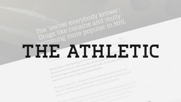 Thomas Martin of Martin Investigative Services was recently quoted in The Athletic, for an article about drug use in the NHL.